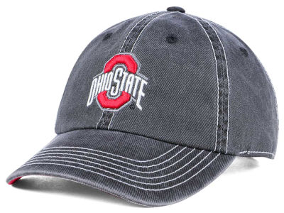 Ohio State Buckeyes Top of the World NCAA Grinder Adjustable Cap