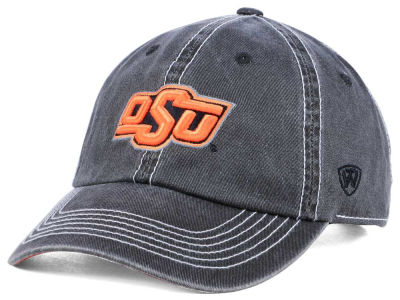 Oklahoma State Cowboys Top of the World NCAA Grinder Adjustable Cap