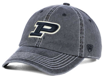 Purdue Boilermakers Top of the World NCAA Grinder Adjustable Cap