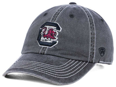 South Carolina Gamecocks Top of the World NCAA Grinder Adjustable Cap