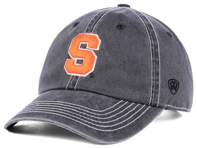 Syracuse Orange Top of the World NCAA Grinder Adjustable Cap
