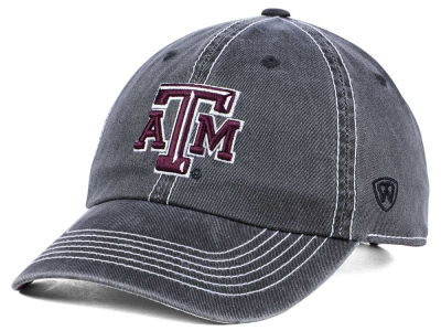 Texas A&M Aggies Top of the World NCAA Grinder Adjustable Cap