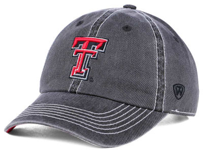 Texas Tech Red Raiders Top of the World NCAA Grinder Adjustable Cap