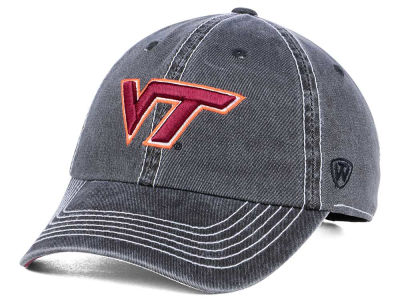 Virginia Tech Hokies Top of the World NCAA Grinder Adjustable Cap