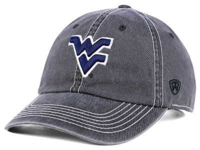 West Virginia Mountaineers Top of the World NCAA Grinder Adjustable Cap