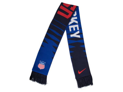 USA Hockey 2018 USA Olympics Scarf