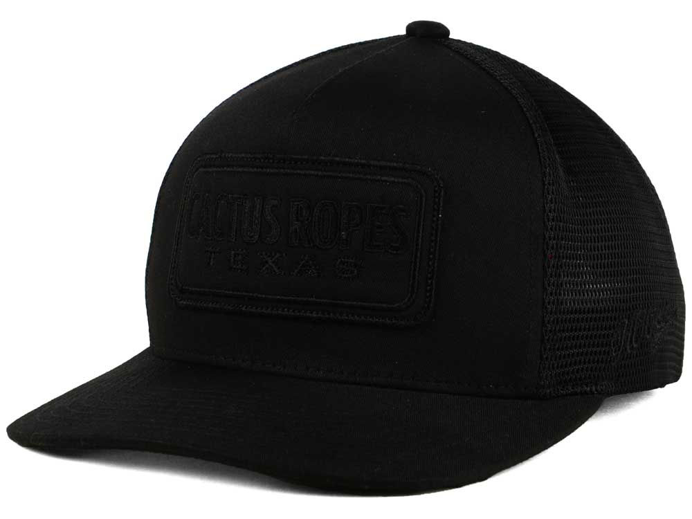 633b5b8e158 HOOey Cactus Ropes Trucker Hat