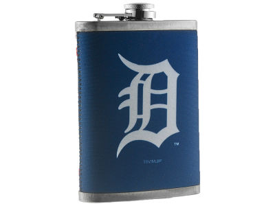 Detroit Tigers Neoprene Flask - 7oz