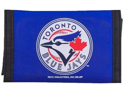 Toronto Blue Jays Team Logo Nylon Wallet