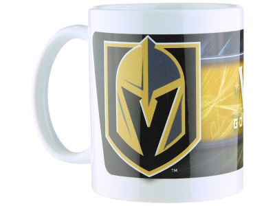 Vegas Golden Knights Sublimated Coffee Mug - 11oz