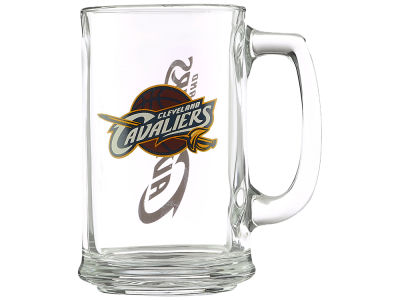 Cleveland Cavaliers Two Logo Sports Mug - 15oz