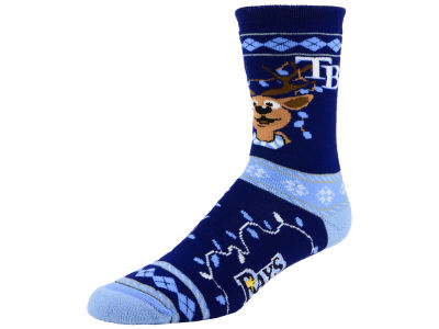Tampa Bay Rays 2017 Ugly Sweater Socks