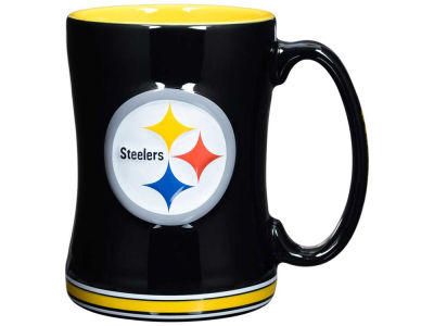 Pittsburgh Steelers Relief Mug - 14oz