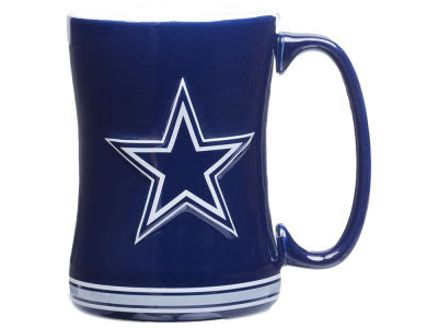Dallas Cowboys Relief Mug - 14oz