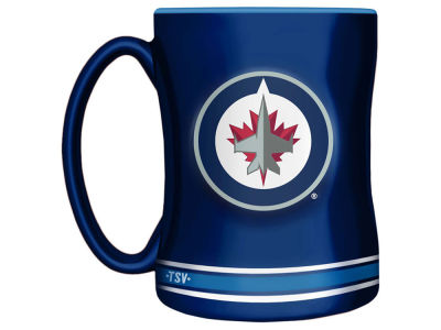 Winnipeg Jets Relief Mug - 14oz