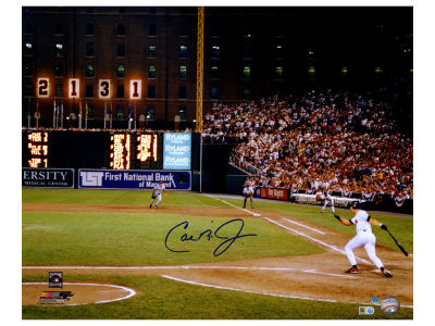 Baltimore Orioles Cal Ripken Jr. Steiner 16x20 Autographed Photo