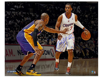 Los Angeles Clippers Chris Paul Steiner 16x20 Autographed Photo