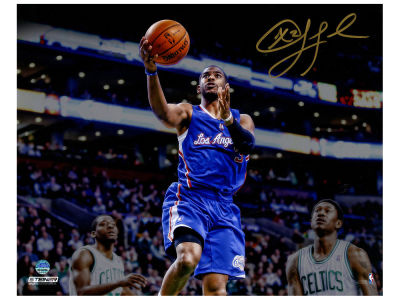 Los Angeles Clippers Chris Paul Steiner 8x10 Autographed Photo V