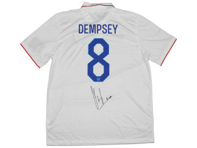 Seattle Sounders FC Clint Dempsey Autographed Replica Jersey