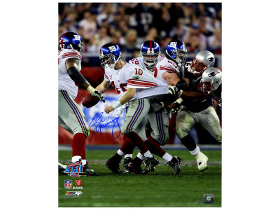 New York Giants Eli Manning Steiner 16x20 Autographed Photo