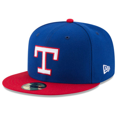 Texas Rangers New Era MLB Turn Back The Clock 59FIFTY Cap