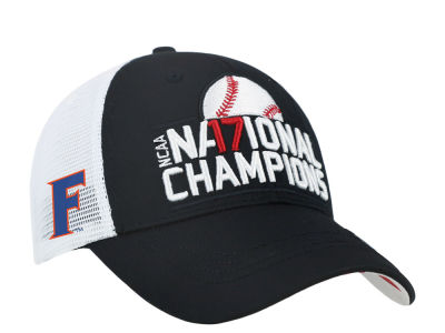 Florida Gators Top of the World 2017 NCAA College World Series Champ Cap