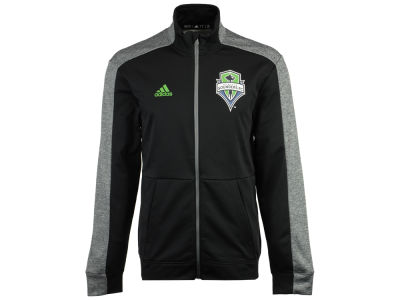 Seattle Sounders FC adidas MLS Men's Track Jacket