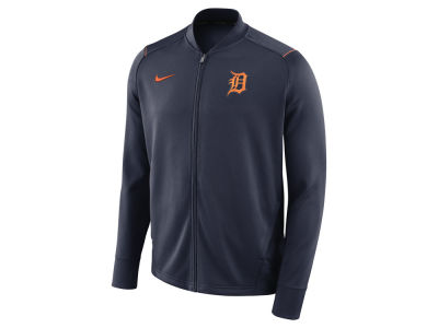 Detroit Tigers MLB Men's Dry Knit Track Jacket