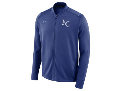 Kansas City Royals Nike MLB Men's Dry Knit Track Jacket