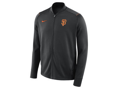 San Francisco Giants Nike MLB Men's Dry Knit Track Jacket