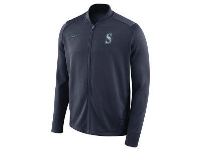 Seattle Mariners Nike MLB Men's Dry Knit Track Jacket