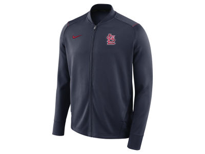St. Louis Cardinals Nike MLB Men's Dry Knit Track Jacket