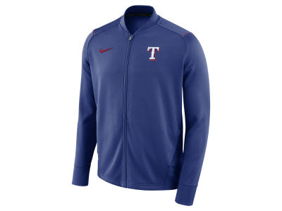 Texas Rangers Nike MLB Men's Dry Knit Track Jacket
