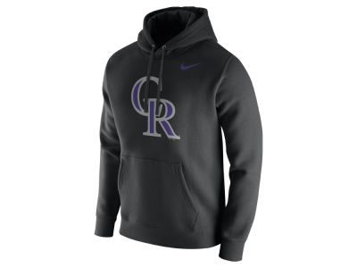 Colorado Rockies MLB Men's Franchise Hoodie