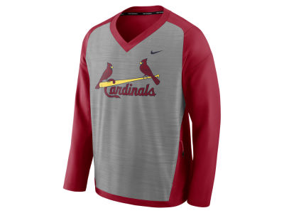 St. Louis Cardinals MLB Men's Dry Windshirt