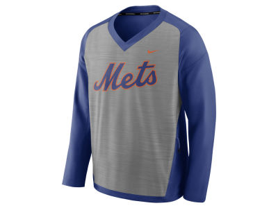 New York Mets Nike MLB Men's Dry Windshirt