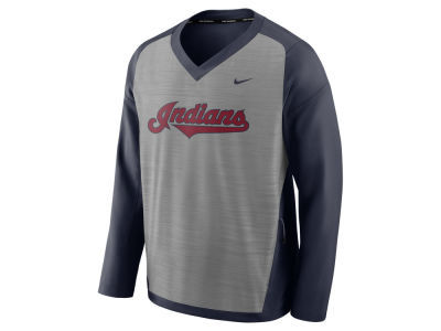 Cleveland Indians Nike MLB Men's Dry Windshirt
