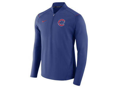 Chicago Cubs Nike MLB Men's Dry Elite Half Zip Pullover