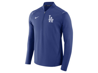Los Angeles Dodgers MLB Men's Dry Elite Half Zip Pullover