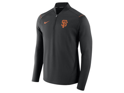 San Francisco Giants MLB Men's Dry Elite Half Zip Pullover
