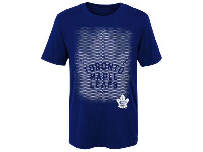 Toronto Maple Leafs Outerstuff NHL Kids Logo Matrix T-Shirt