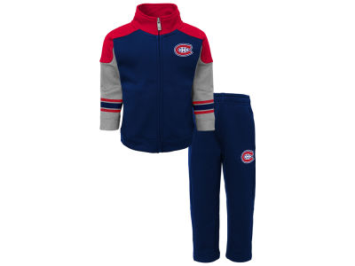 Montreal Canadiens NHL Toddler Shutdown Set