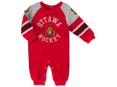 Ottawa Senators Outerstuff NHL Infant Old Soul Romper