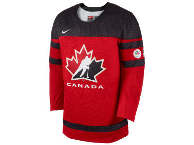 Canada Hockey Nike Youth Twill Jersey