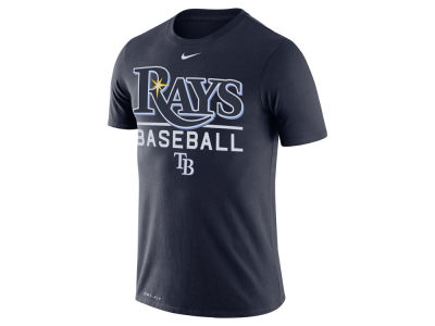 Tampa Bay Rays MLB Men's Dry Practice T-Shirt