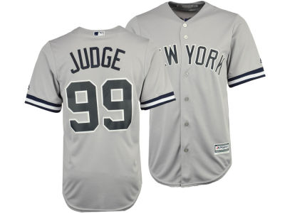 New York Yankees Aaron Judge Majestic MLB Men's Player Replica Cool Base Jersey