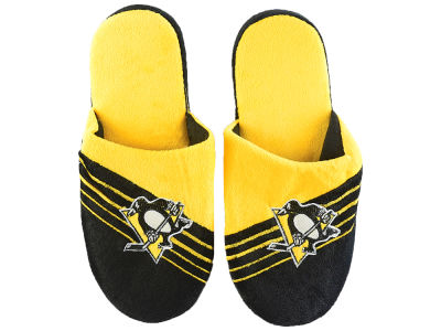 Pittsburgh Penguins Big Logo Slippers