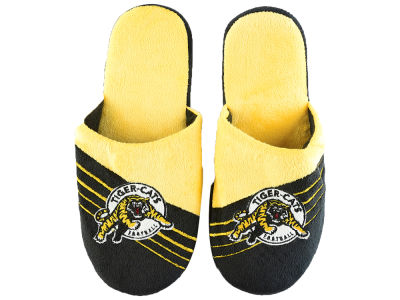 Hamilton Tiger-Cats Big Logo Slippers