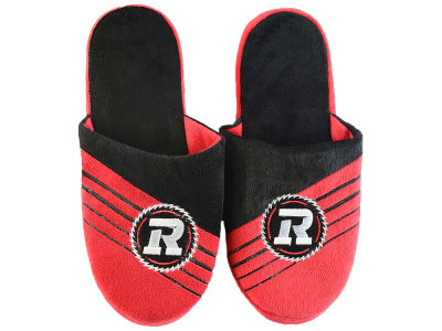Ottawa RedBlacks Big Logo Slippers