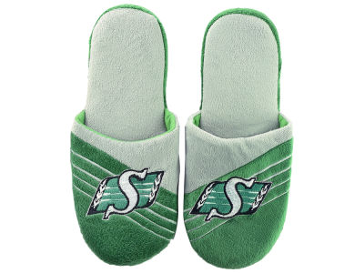 Saskatchewan Roughriders Big Logo Slippers